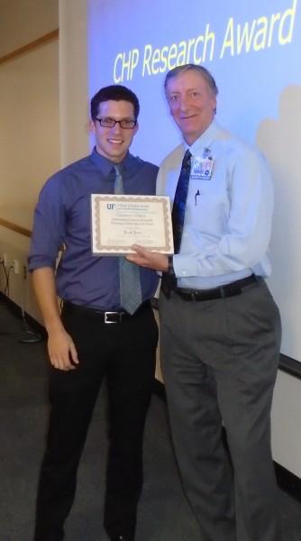 Jacob Jones-CHP Award