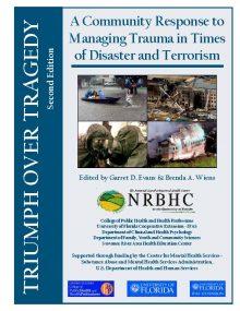 Triumph Over Tragedy Manual Cover Photo