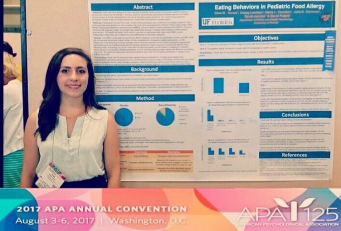CHP trainees receive APA student awards » Department of