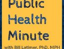 Public health minute logo