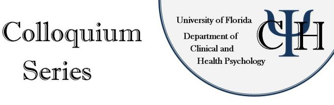 Clinical and Health Psychology Colloquium Series