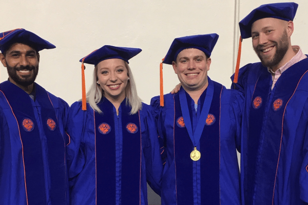 CHP 2018 December Doctoral Graduates