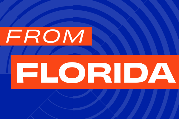 From Florida podcast graphic