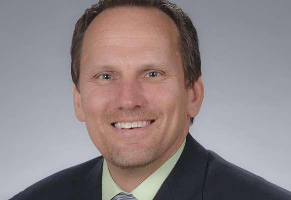 headshot of Dr. David Janicke
