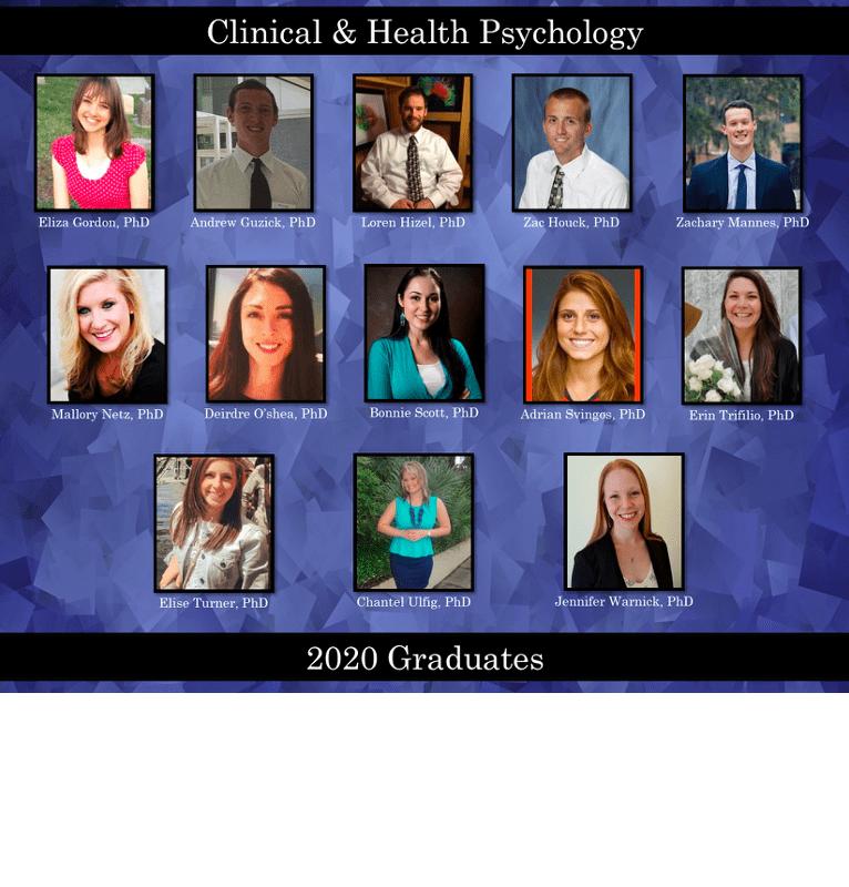 CHP Graduates