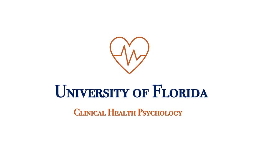 University of Florida Health Psychology Logo