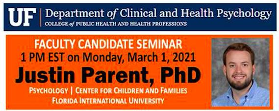 Dr. Justin Parent